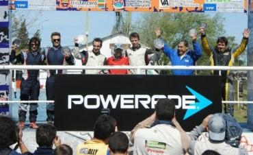 Augusto D'agostini  quedó en 2da posición del Rally del Centro Cordobés