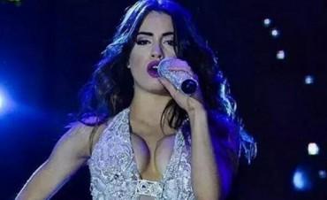 Lali Espósito telonera en el show de Katy Perry