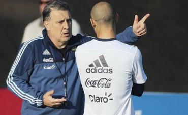 Arranca la ilusión: la Selección se entrena esperando el choque ante Ecuador