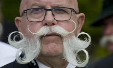 Las mejores barbas y bigotes del mundo se reunieron en Austria