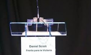Pese al desafío de Macri y Massa, Scioli confirmó que no irá a un nuevo debate