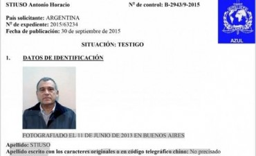 Stiuso viajó a Miami desde Porto Alegre el 19 de febrero, según Interpol
