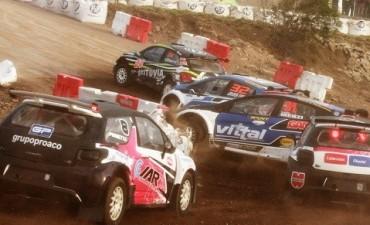Rallycross CARX en el Cabalén