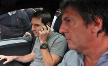 Messi y su padre, a juicio por presunto fraude fiscal