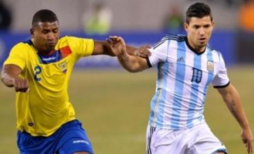 Sin Messi, Argentina pone primera en las Eliminatorias