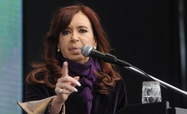 CFK hablo por Cadena Nacional la 3ra de la semana