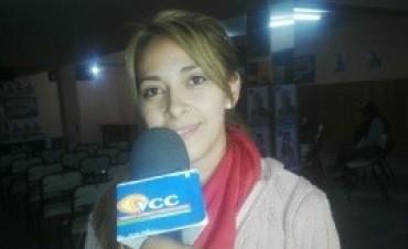 Joven estudiante es candidata del F3P en Santa María