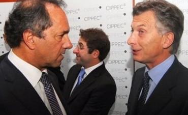 Scioli mantiene una ventaja, pero no lograría evitar el ballottage