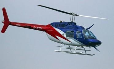 Para el 2016 Catamarca contaría con helicóptero propio