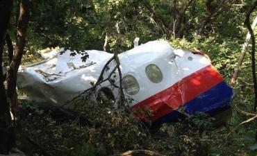 La tragedia del MH17 arrojó que el avión fue derribado por un misil de fabricación rusa