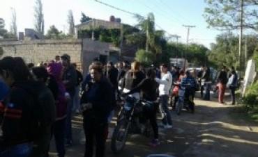 Los candidatos del FPV caminan Valle Viejo