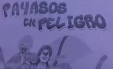 """Policías presentan la obra """"Payasos en Peligro"""""""