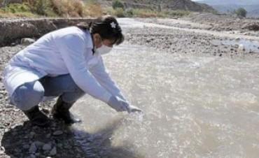 A pedido de la Justicia Federal, tomarán muestras del Río Jáchal