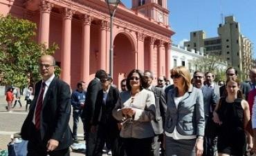 Lucía firmó un convenio con el Ministerio Público Fiscal de la Nación