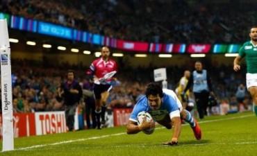 Con enorme actuación de Los Pumas a las semifinales del Mundial