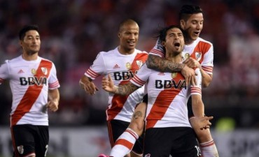 River derrotó a Chapecoense en la Copa Sudamericana