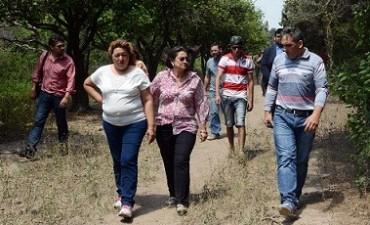 """Lucía en """"Camino de Libertad"""""""
