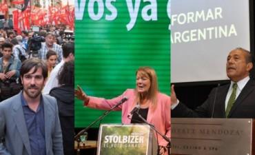 Cómo cerraron Margarita Stolbizer, Adolfo Rodríguez Saá y Nicolás del Caño
