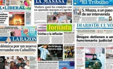 Tapas Diarios del Interior
