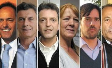 32 millones de argentinos deciden el rumbo del Pais