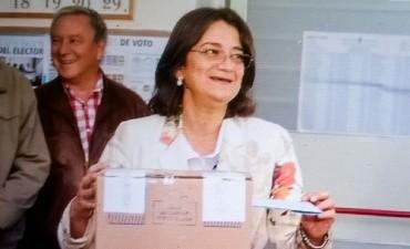 Votó Lucia