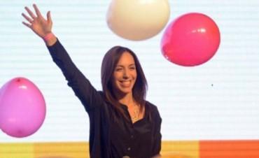 María Eugenia Vidal, la primera gobernadora no peronista en la historia de Buenos Aires