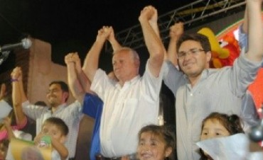 """El """"Gallo Jalil"""" volvera a gobernar el municipio de Valle Viejo"""