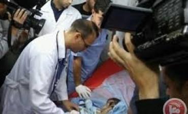 Muere un bebé palestino asfixiado con gases lacrimógenos lanzados por Israel