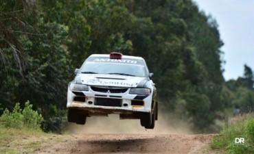 Copa Maxi Rally,  D´Agostini dio el golpe en el último sector