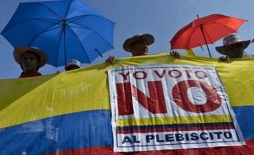 Ganó el No en el plebiscito y se cayó el acuerdo de paz con las FARC en Colombia