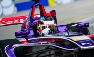 Fórmula E: debut y abandono para Pechito López en Hong Kong