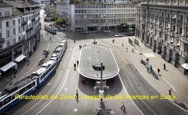 Las fortunas de América Latina podrían abandonar Suiza