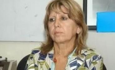 Olga Santillán exintendente de Icaño Culpable