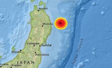 Un fuerte terremoto de 6,6 sacude a Japón