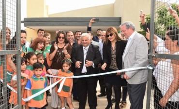 Nuevo edificio para el Jardín de Infantes Nuclearizado (JIN) N° 25  de Quirós, en  La Paz.