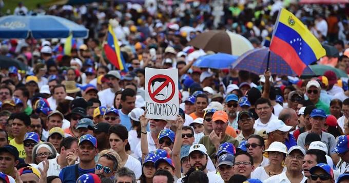 IDEA-Democrática fijó postura sobre el presente en Venezuela