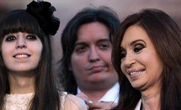 Piden embargar las propiedades de Cristina, Florencia y Máximo Kirchner