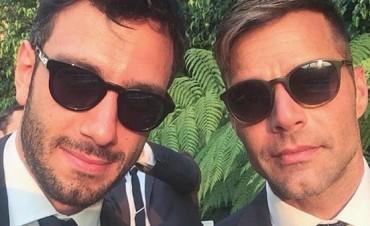 Donald Trump le arruinó el casamiento a Ricky Martin