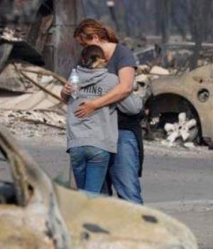 Incendios en California siguen fuera de control