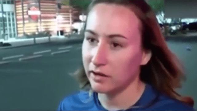 Macabra premonición de la masacre en Las Vegas