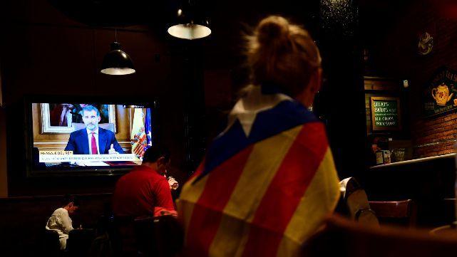 Para el Rey de España, Cataluña