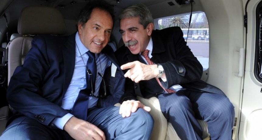 Triple Fuga: piden investigar a Aníbal Fernández y Daniel Scioli