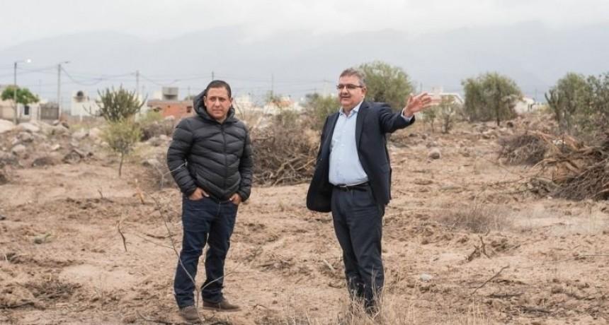 Construirán un parque autóctono que ocupará 47 hectáreas