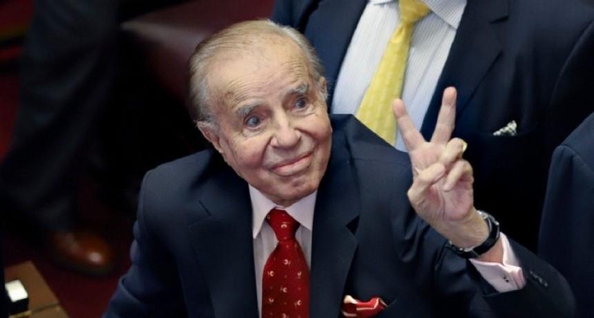 ¿Por qué absolvieron a Carlos Menem?