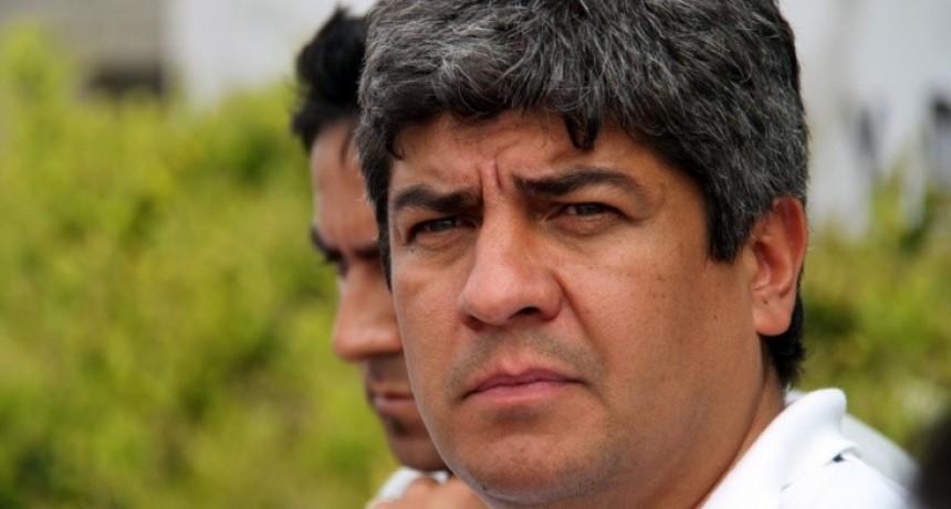 Insistirán hoy con el pedido d detención de Pablo Moyano