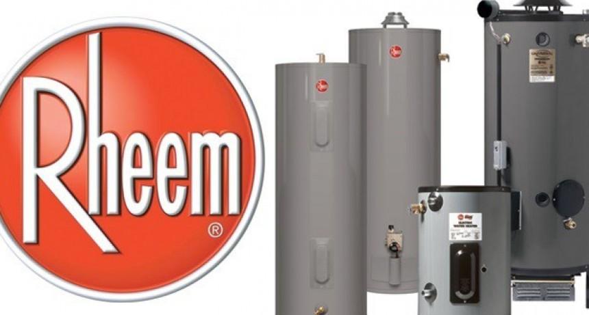 La empresa Rheem fabricará termotanques solares en Catamarca
