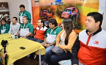Se presentó la séptima y última fecha del Campeonato de Rally Catamarqueño