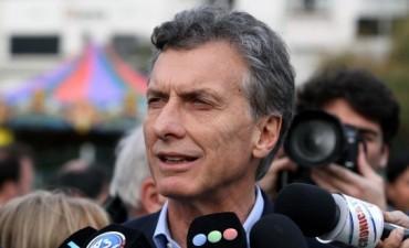 Macri adelantó que no quitará planes sociales porque