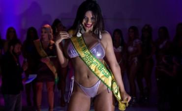 Miss Bumbum: eligieron a la mejor cola de Brasil