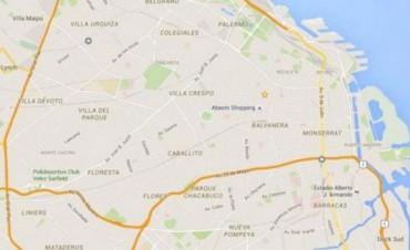 Google Maps permite ahora navegar sin conexión a Internet